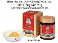 Korean Red Ginseng Powder 90g