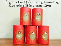 Korean Red Ginseng Renesse Candy 120g