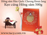 Korean Red Ginseng Renesse Candy 500g