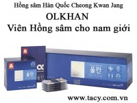 Olkhan for Man 120tablets