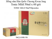 Korean Red Ginseng Tonic Mild 60Pouches