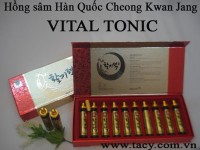 Korean Red Ginseng Tonic Hwalkiryuk
